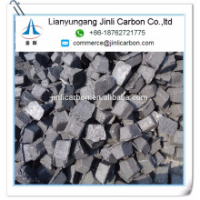 qualidade superior Elkem grau soderberg eletrodo colar / pasta de eletrodo de carbono briquetes / cilindro para ferroliga