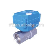CWX-25S elecreic ball valve handle control and electric for water treatment
