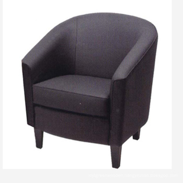 Black Leather Comfortable Booth Dining Sofa for Hotel (SP-KS238)