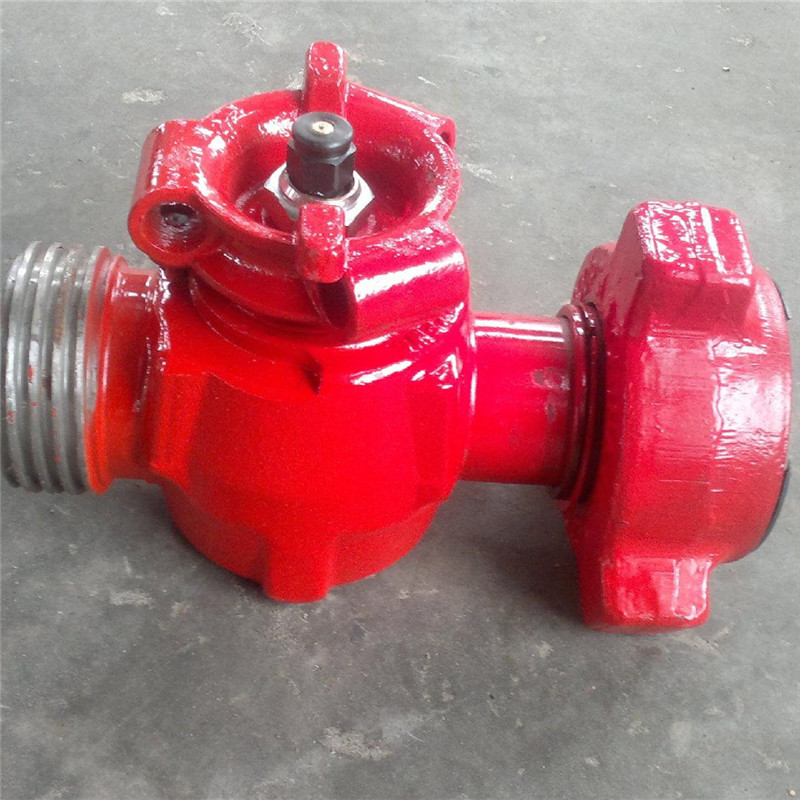 hammer union plug valve