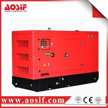 Venta de generadores diesel de agua a prueba de agua móvil