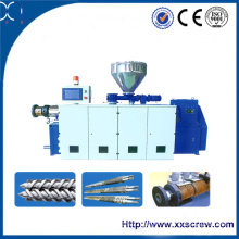 High-Efficiency Twin Screw Extruder (Parallel & Conical)
