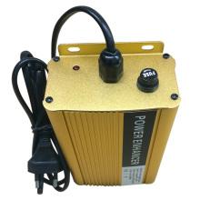 Poupança de energia de ouro 50Kw Pioneer, Eco Power Saver para casa, Power Factor Saver Alemanha