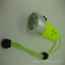 Online-Shop XM-L T6 LED 18650 Wasserdichte Tauchlippe Taschenlampe Lampe Licht