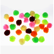 Assortiment de couleurs Pompom