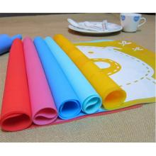 Kids Children Use Silicone Dining Table Mat