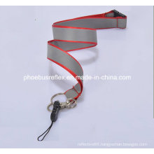 Reflective Lamilated Lanyard