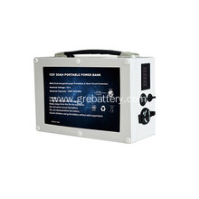 12V Lithium Ion Battery Rechargeable Battery With Charger