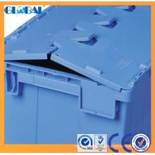 Recipiente de armazenamento logístico durável plástico do recipiente / PP