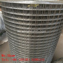 "3/4 ""Hot-Dip Galavnized Svetsad Wire Mesh"