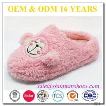 Handcrafted Pretty Embroidery Children Slipper From Yangzhou
