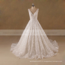 Robe de mariée en robe de mariée