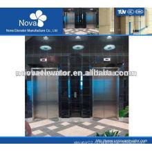 800KGS, 1.75m / s MRL Люкс Пассажирский лифт