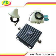 amplificateur de signal mobile de gain de GSM 65MB Aws 1700MHz de 65dB dans le bâtiment pour la maison ou le bureau