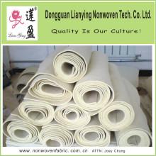 Fieltro de lana 100% Industial de 3mm