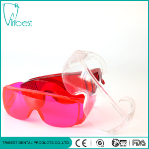 Disposable Fashionable Colorful Anti-fog Safety Glasses