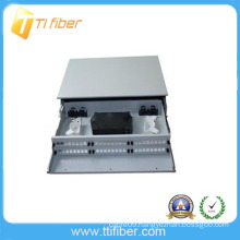 1U 19 inch Fiber Patch Panel (Fiber Optic Box)