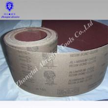 Rolo de pano de lixamento do tipo GXK51 de 15cm * 50m EAC
