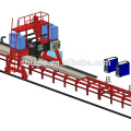 Gantry H Beam Welding Machine, H Beam welding machine, welding service