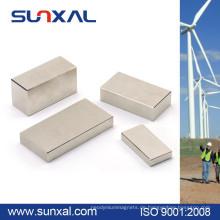 Sunxal starke Leistung und große gesinterten Neodym-Magneten