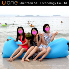 Saco de dormir inflable del plátano del sofá de Lamzac Hangout Inflatable