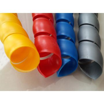Protector de cable espiral en material PP