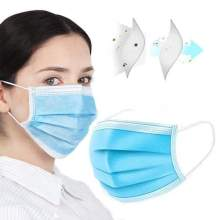 Blue Face Mask  EarLoop  Disposable Mask