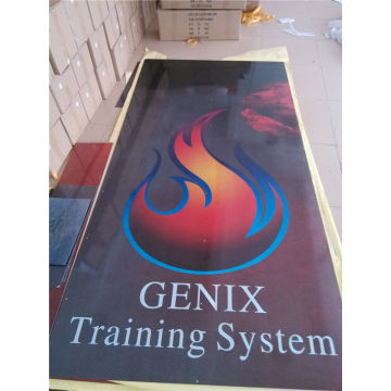 Custom Advertising Signage Mesh Banners