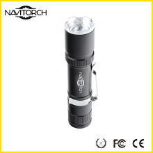 Aluminium Alloy LED Torch Light Useful Flashlight (NK-6620)