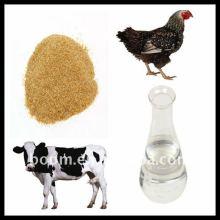 Gado de gordura cloreto de colina 60% espiga de milho