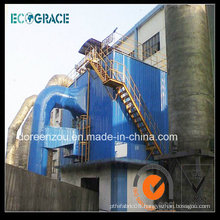 Asphalt Mixing Flue Gas Dust Collecting Bag Filter