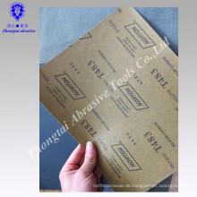 NORTON Siliciumcarbid Sandpapier aus China Agent Sandpapier