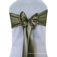 Hot Selling High Grade Satin Chair Sash for Sale