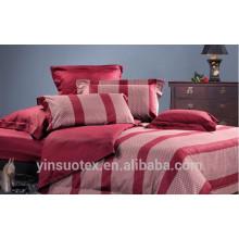 Billig Hause Bettwäsche gesetzt, 100% Polyester Bettwäsche gesetzt, Blume gedruckt Bettwäsche gesetzt