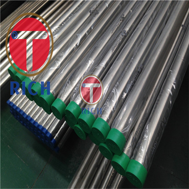 GB/T13296 304/316 Seamless Stainless Steel Tubes for Boiler and Heat Exchanger