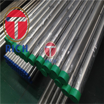 TORICH GB/T 14975 Seamless Stainless Steel Tubes For Structure Hot Roll