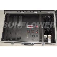 Panel solar plegable