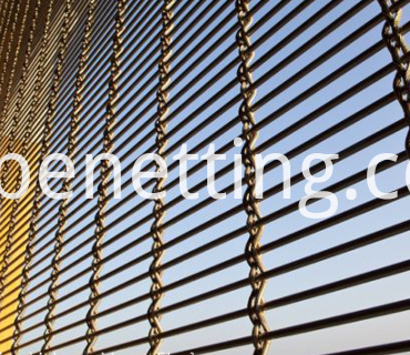 Decorative metal screen (8)