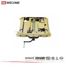 KEMA testou o caminhão do chassi do disjuntor do vácuo da tensão média 650mm