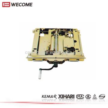KEMA a témoigné la moyenne tension 650mm vide le disjoncteur châssis