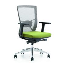 Chaise de style exécutif et mesh synthétique
