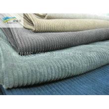 4.5W Polyester Nylon Blended Corduroy Fabric