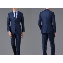 Custom Wholesale New Design Fabric Business Suit and Uniform Guangzhou Mens Designer Suits Wholesale Fitness Man Apparel Manufacturers Blazer Clothing Uniform