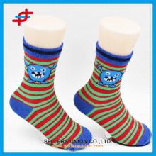 2015 Bulk Großhandel Teen Jungen Sublimierte Stricken Lustige Tier Socken
