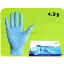 Утилизация Нитриловая медицинская экзаменационная перчатка (E400)