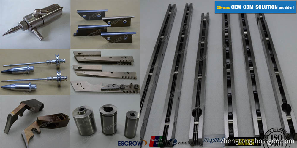 tobacco machinery spare part
