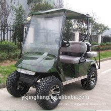 Buggy de golf de golf de club de la CE / buggy de golf avec le pneu hors route