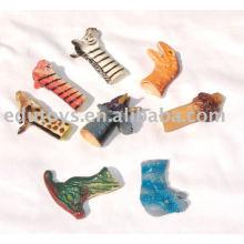 Animal Finger Puppet juguetes educativos Preescolar