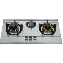 Tres hornilla incorporada en la cocina (SZ-LX-256)