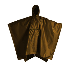 High Visibility Work Disposable Rain Gear Raincoat For Teenagers Ponchos